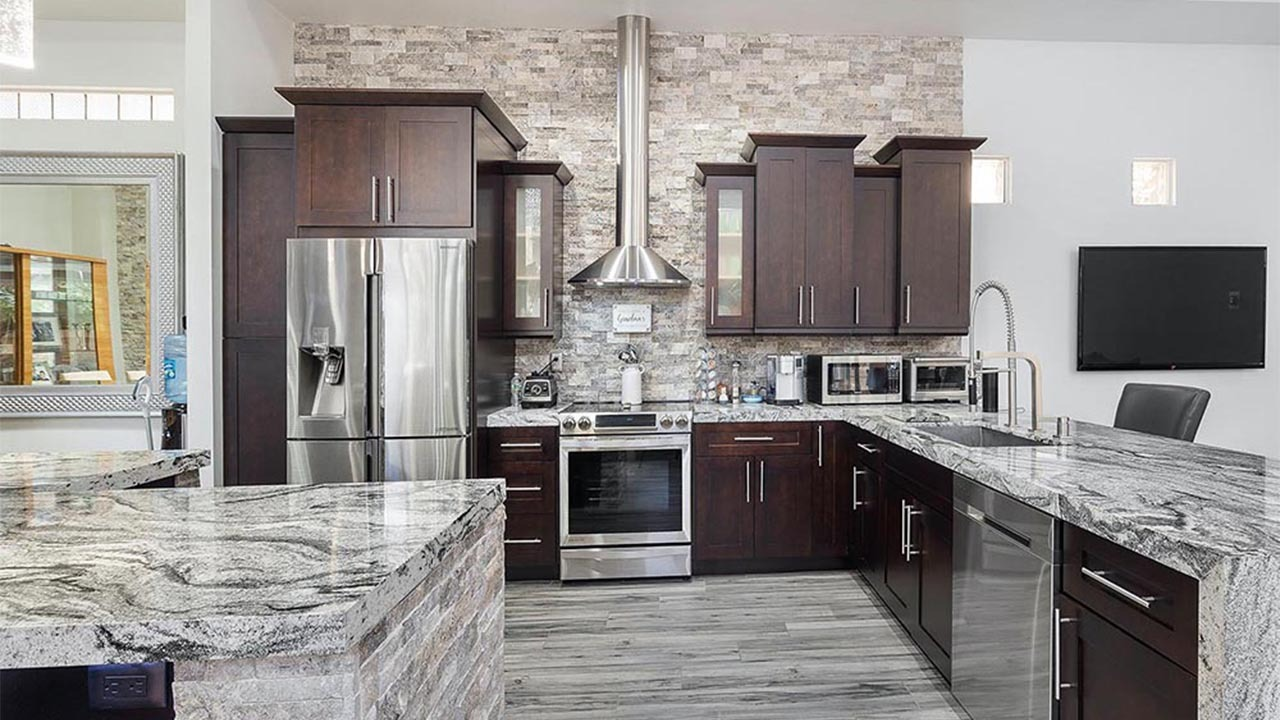Kitchen Cabinets Laredo